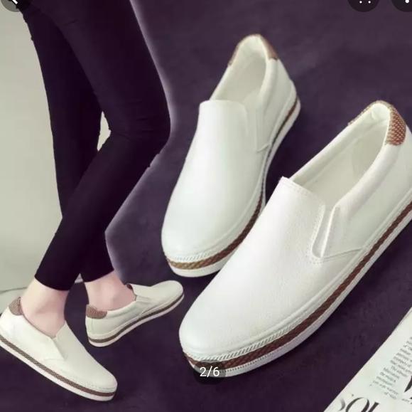 jianle Shoes   Jianle Korean Slip On